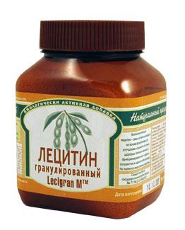 Лецитин Lecigran M Лецитин ПЛЕЗА 170 гр.